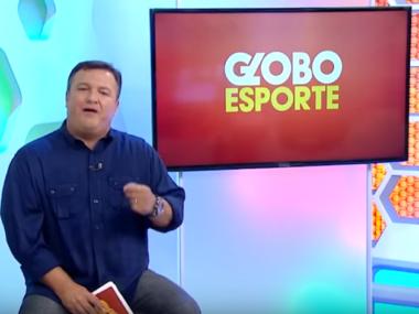 Fabiano Lacerda, Gobo Esporte